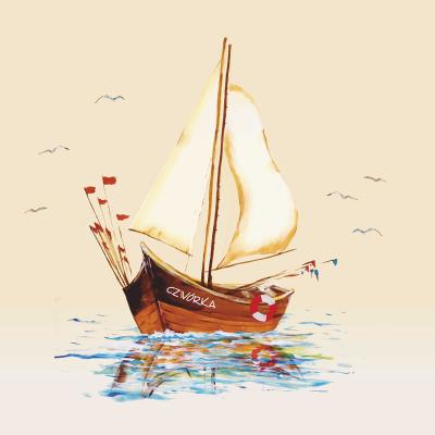 łódeczka 213